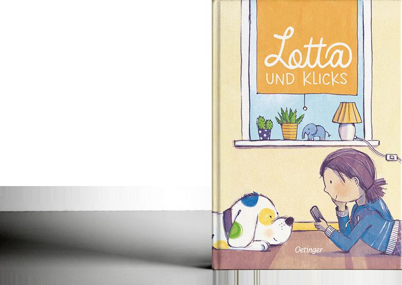 Lotta Und Klicks Buch Cover