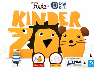 Fiete KinderZoo Screenshot